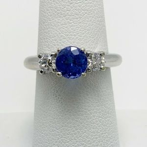 Le Vian $4000 1.40ct Tanzanite Diamond 14k Gold